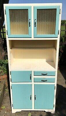 1960's Kitchen Cabinet