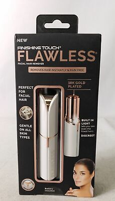 Finishing Touch FLAWLESS Women's Painless Instant Remover Fa