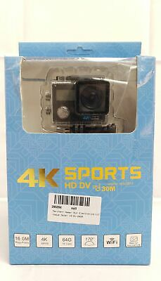 4k Sports Action WiFi Ultra HD DVR Dual Screen Camcorder
