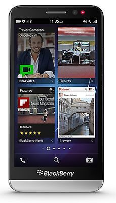 Blackberry Z30 STA100-5 16GB Unlocked GSM 4G LTE OS 10.2 Cell Phone - Black- New