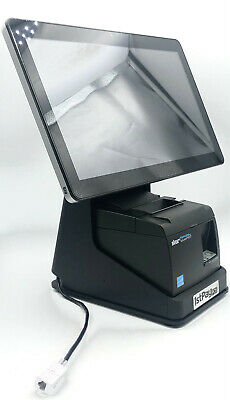 1st Pay Pos System Android All-in-one 15 Touch With Star Bluetooth Printer