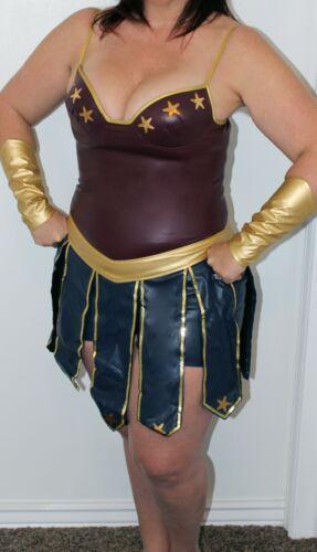 Wonder Woman Costume Size 10-12