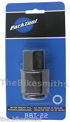 Park Tool Bbt 22 Square Taper Bottom Bracket Bike Tool 20 Notch Fits Isis