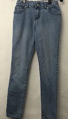 The Childrens Place Girls Jeans Super Skinny Size 10 Adjustable Waist