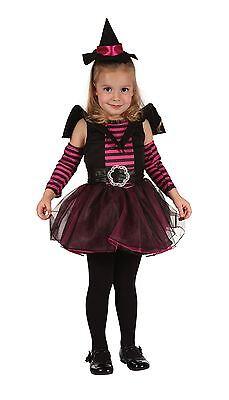Sexy Hexenkostüm. Kleinkind, Kinder Halloween Kostüm, im Alter von 2-3 -