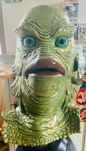 Creature from the black lagoon trick or treat studios mask