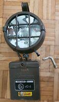 Eisemann Handlampe, 130/1 -ohne Akku-, gebraucht, oliv Niedersachsen - Celle Vorschau