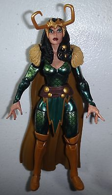 Hasbro Marvel Legends 2017 TRU Exclusive LADY LOKI (A-FORCE SET) - Loose IN HAND