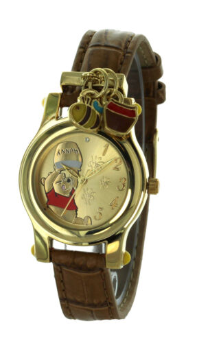 Disney Winnie The Pooh Wrist Watch WTP152 With Cute Charm