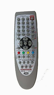 ONIDA TV UNIVERSAL REMOTE CONTROL *Compatible*High Sensitivity* Good QualityTV05, used for sale  CHENNAI