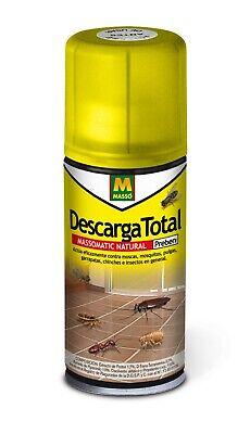 Mata Mosquitos, pulgas, garrapatas y chinches descarga total