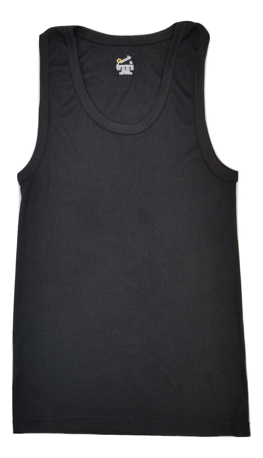 a9181a05db921 Women s Tank Top Solid Color Cotton Ribbed - inkFrog
