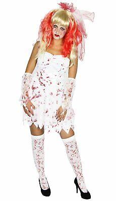 t Kostüm Halloween für Teens Damen Gr. 146-164 und XS-L (Kostüm Teens)