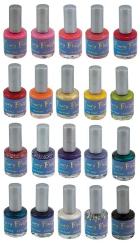 Dog Nail Polish Pet Paw Safe Formula Grooming Fast Drying Choose From 20 Colors
