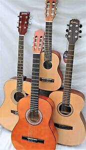 GUITARS NEW From $59..! GUITAR SALE! Burwood Whitehorse Area Preview