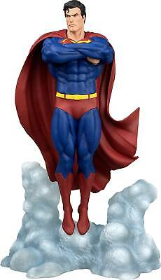 """DC GALLERY SUPERMAN ASCENDANT PVC STATUE-FIGURE / 10"""" NEW IN BOX"""