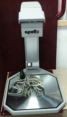 Apollo Cobra VS 3000 Portable Reflective Overhead Projector W/ Case