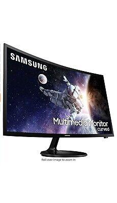 "SAMSUNG 32"" Curved  Multimedia FHD Monitor  LC32F39MFUNXZA - GAMING MONITOR"