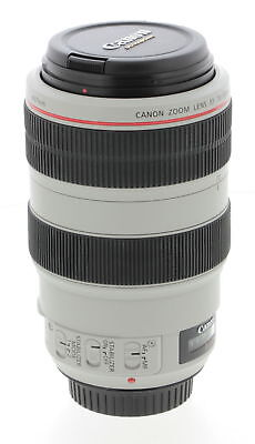 EUC Canon EF 70-300mm f/4-5.6L IS USM with B+W UV Filter - Free S&H!