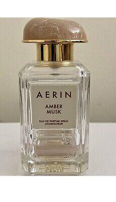 AERIN Amber Musk Eau de Parfum EDP Perfume 50 ml. Used.