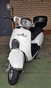 Sachs 125cc Scooter in great condition North Perth Vincent Area Preview