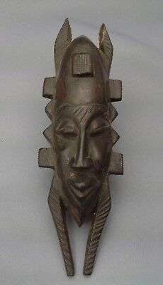 Lovely Mask African Wooden Exotic (1)