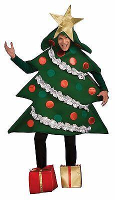 Rubies Christmas Tree Holiday Star Santa Claus Elf Christmas Xmas Costume 889346 - Christmas Tree Costumes