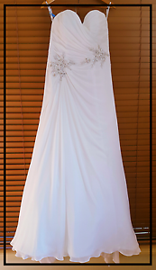 Sweetheart wedding dress Victoria Point Redland Area Preview