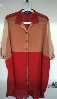Evil Twin kimono cape size XS
