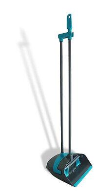 Kehrgarnitur Kehrset Schaufel Kehrblech Kehrschaufel Kehrbesen Besen Stiel 92cm Besen-set