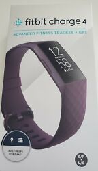 Fitbit Charge 4 Rosewood Special Edition Used
