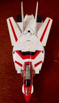 1985 Vintage Hasbro G1 Transformers Jetfire Jet To Robot Action Figure