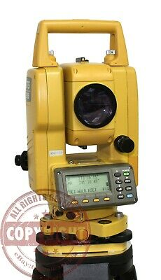 Topcon Gts-239 Surveying Total Stationtrimblesokkianikonleicatransit