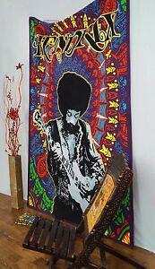 Jimi Hendrix Tapestry Ebay