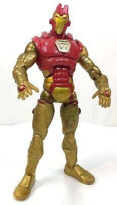 Iron Man Thor Armor (Marvel Legends IRON MAN in Thor Buster Armor From Modok Series TOYBIZ)