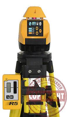 Pro Shot Alpha Self-leveling Laser Level Spectratrimble Topcon Gradeslope