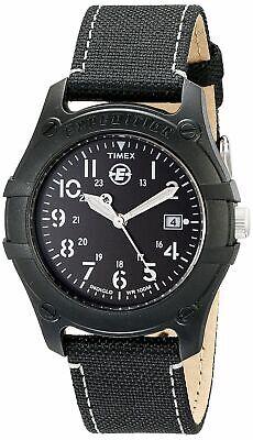 Timex 379096 Timex Expedition E Analog - Black