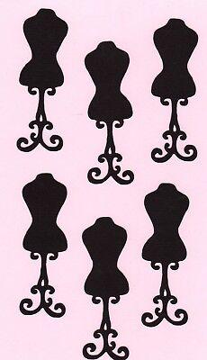 Dress Form die cuts - 4