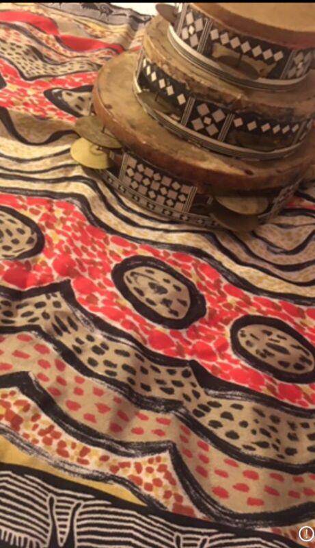 Set Of 3 Beautiful Egiptian Riqs, Tambourine