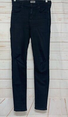 A Gold E Sophie Women's Size 26 Black High Waist Skinny Jeans