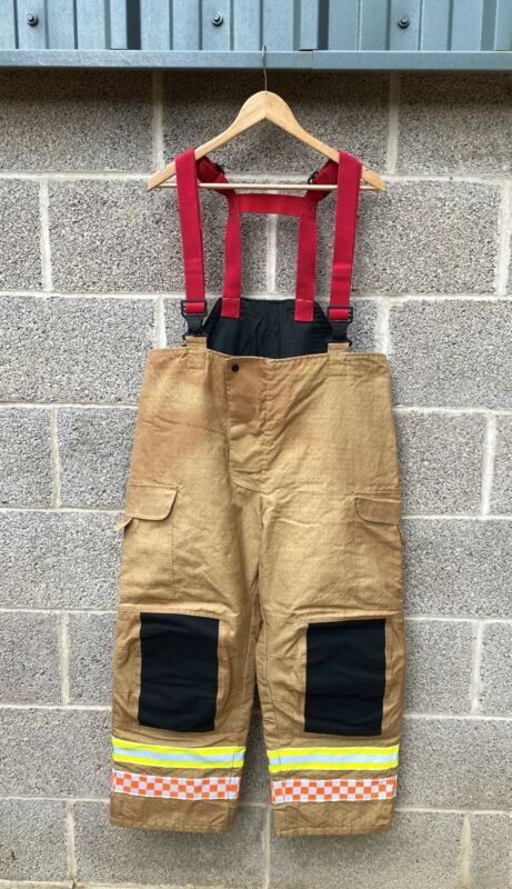 NEW Fire & Rescue Trousers & Braces Fire Service Firefighter Thermal Bristol ...