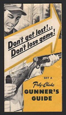 POLY-CHOKE GUNNER'S GUIDE