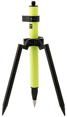 Mini 1.28 Stakeout Fl Green Prism Pole Mini Bipod Surveying Topcon Sokkia