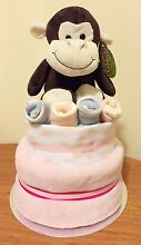 Baby girl nappy cake Cannington Canning Area Preview