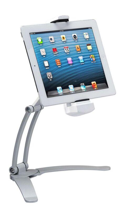 Adjustable Tablet Stand Holder Lazy Counter Desk Wall Mount