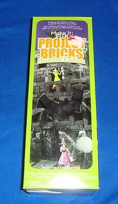 Halloween Make it Fun Project Bricks Haunted Edition NIB](Halloween Decorations Projects)
