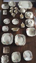 Antique J&G Meakin England 68pce dinner set Hope Valley Tea Tree Gully Area Preview