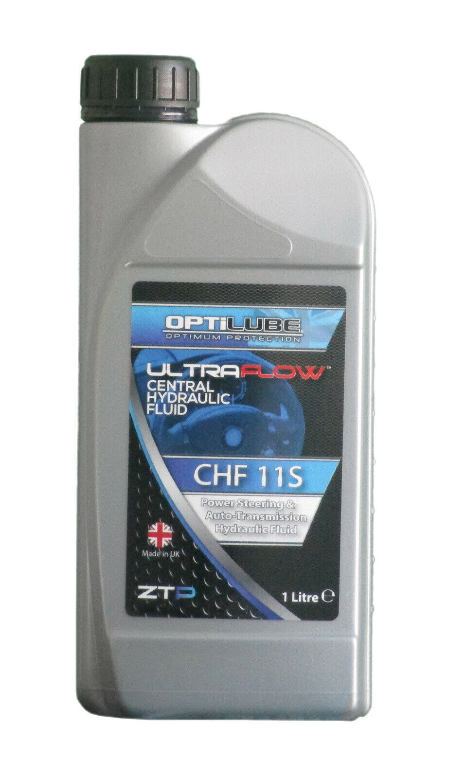 Central Hydraulic Fluid Power Steering Oil 1 Litre 1L Optilube