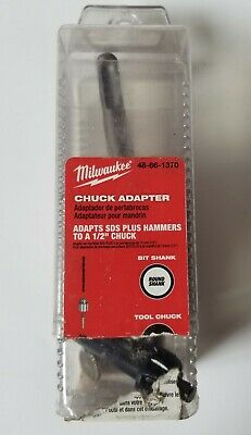 Milwaukee Chuck Adapter Sds Plus 48-66-1370