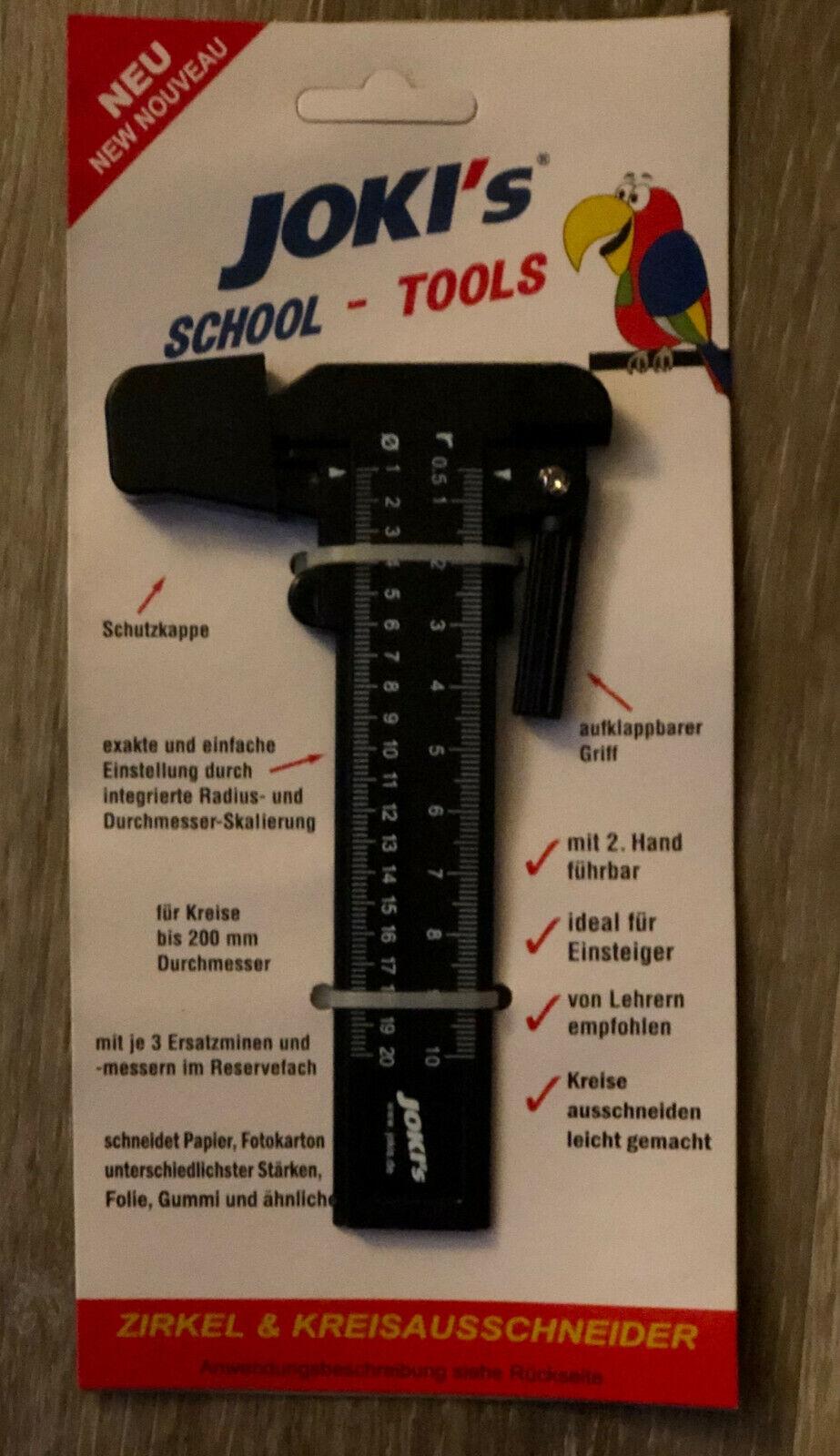 Kreisschneider 10-200mm Schneider Zirkel Rund Schule Papier Folie